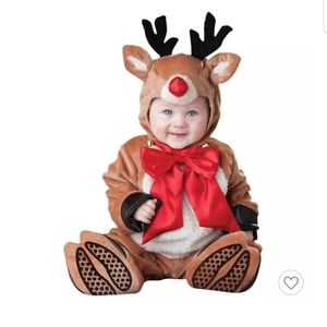 Reindeer Rascal Costume (Perfect Condition)